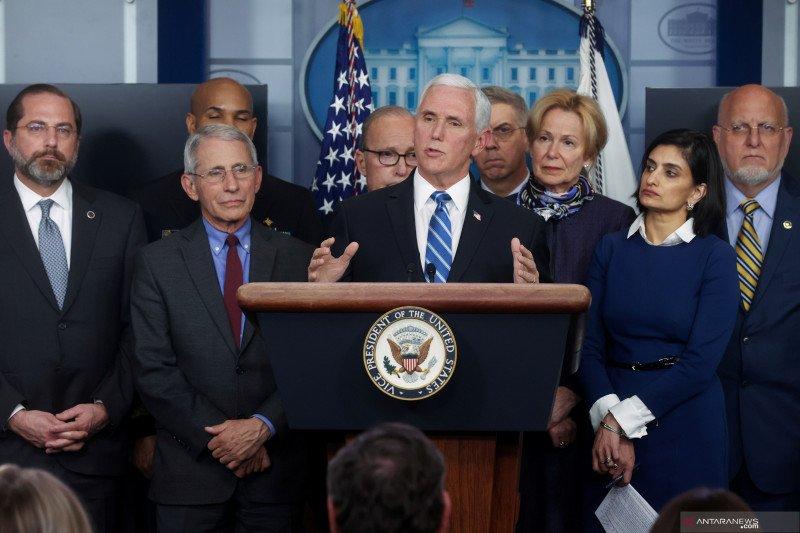 Wapres AS Pence dinyatakan aman ikuti debat pada Rabu