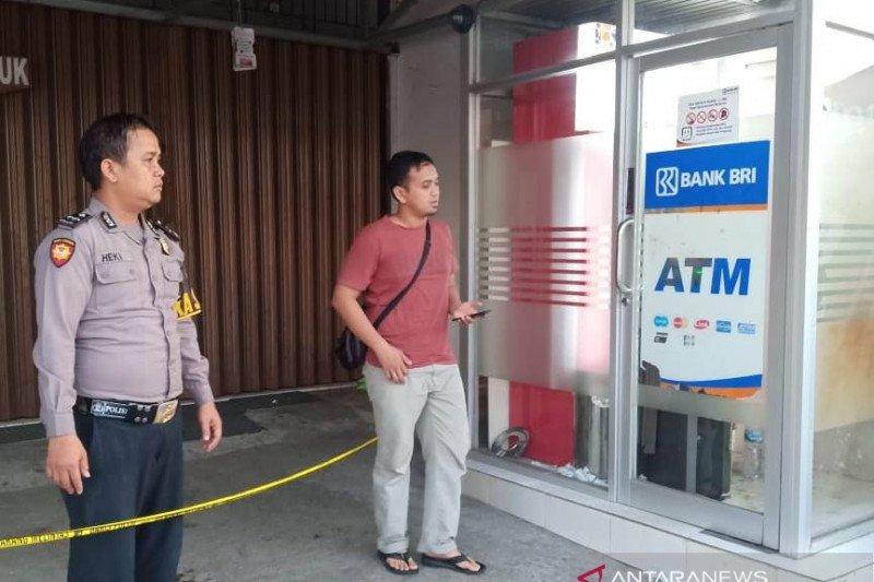 ATM BRI di Kabupaten Agam, Sumbar dibobol maling
