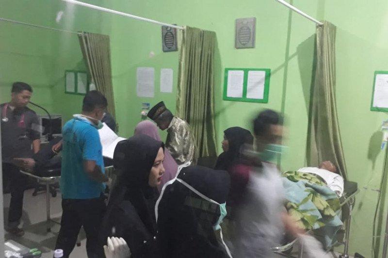 Tiga orang keracunan ikan tongkol di Pasaman Barat masih dirawat