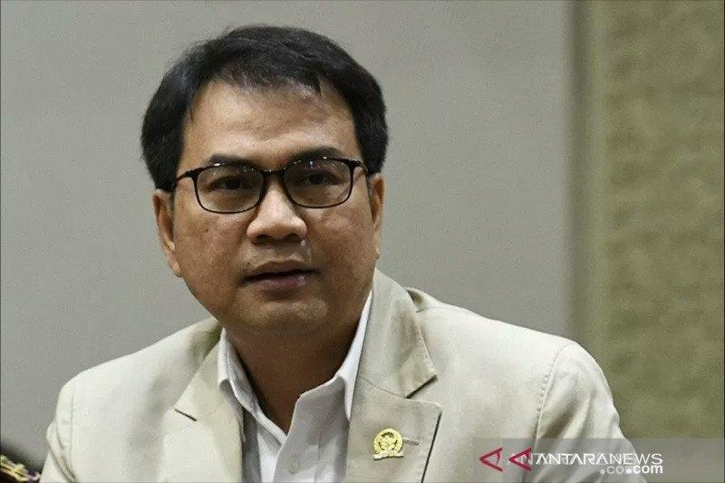 Azis Syamsuddin bantah menolak tandatangani surat masuk Komisi III DPR