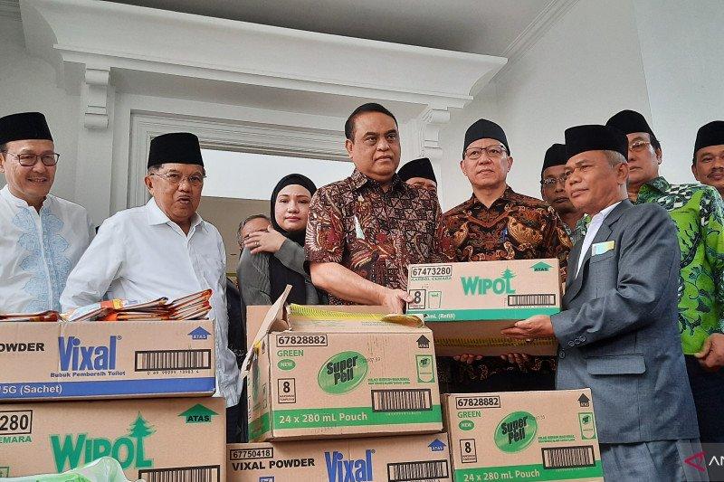 DMI kirim karbol ke tiga provinsi