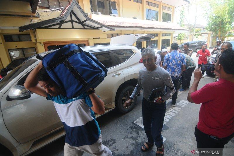 Polda Kalsel ungkap penyelundupan 212 kilogram sabu-sabu