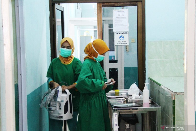 Tidak ada penambahan kasus positif COVID-19 Riau, 10 pasien sembuh