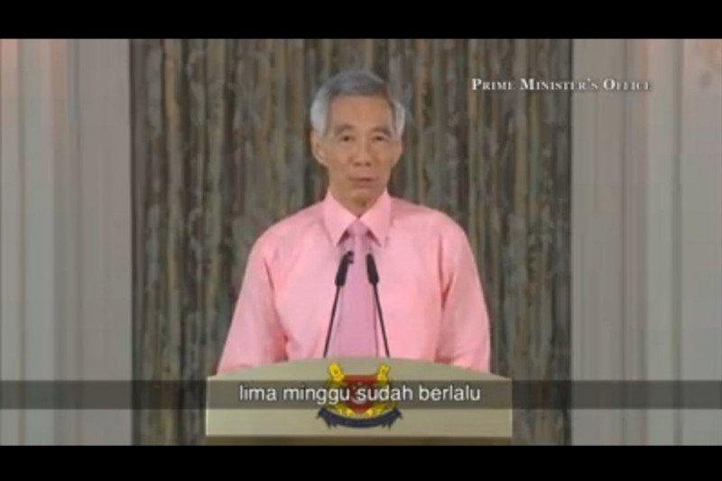 PM Singapura: pemilu bukan soal perselisihan keluarga
