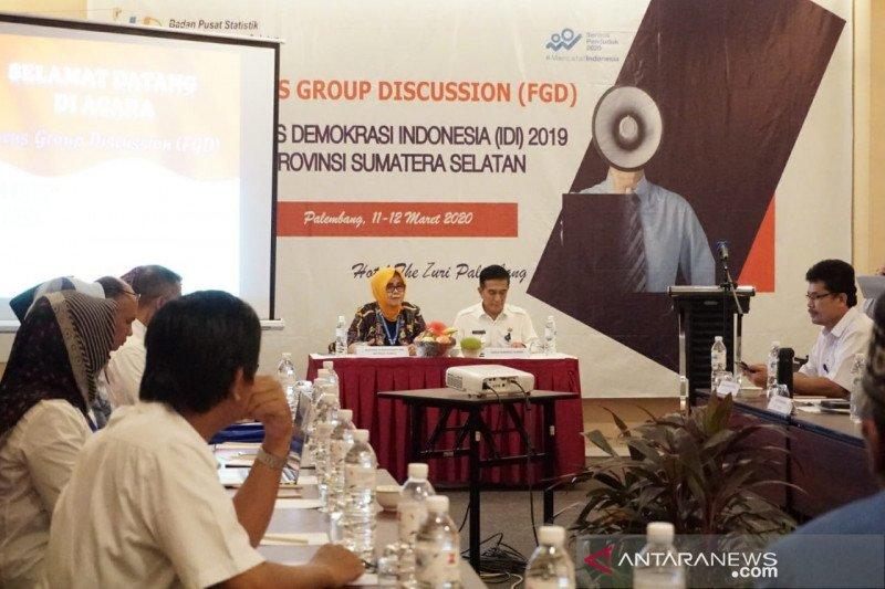 Indeks Demokrasi Indonesia gambarkan keberadaan demokrasi di daerah