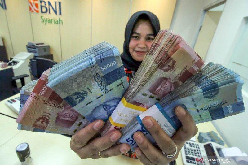Nilai tukar Rupiah melemah terhadap Dolar