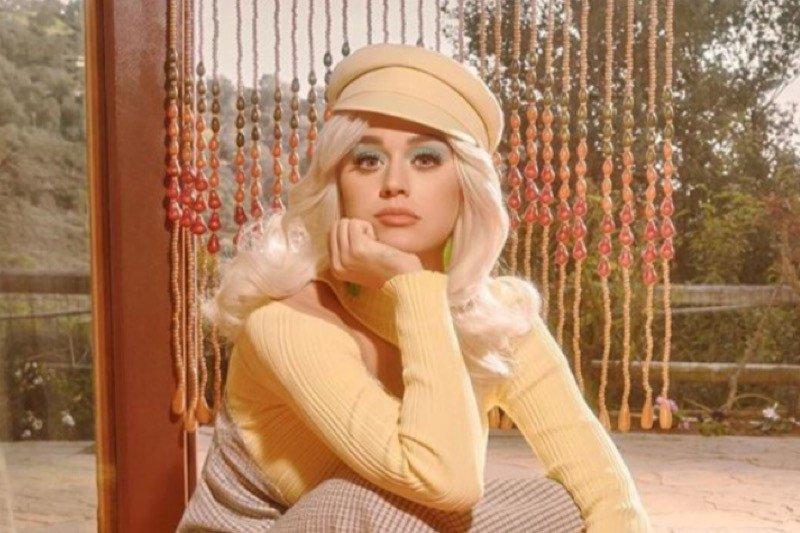 Katy Perry unggah busana yang harusnya dikenakan pada Met Gala