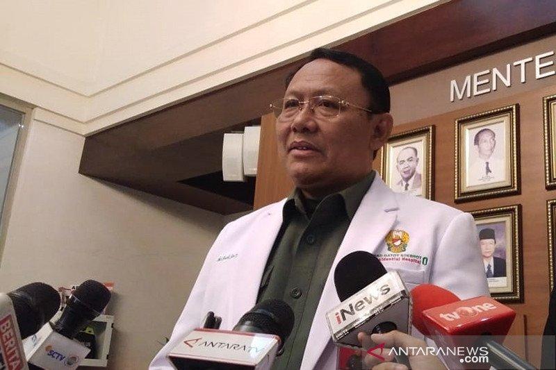 Kepala RSPAD: Anggota DPR menjadi sampel vaksin Nusantara