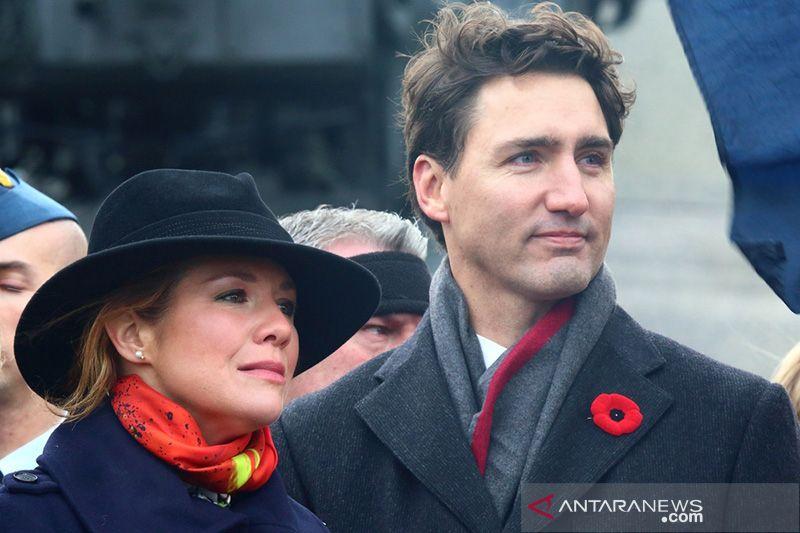 Meghan dan Harry cemaskan keadaan Sophie Trudeau yang positif corona