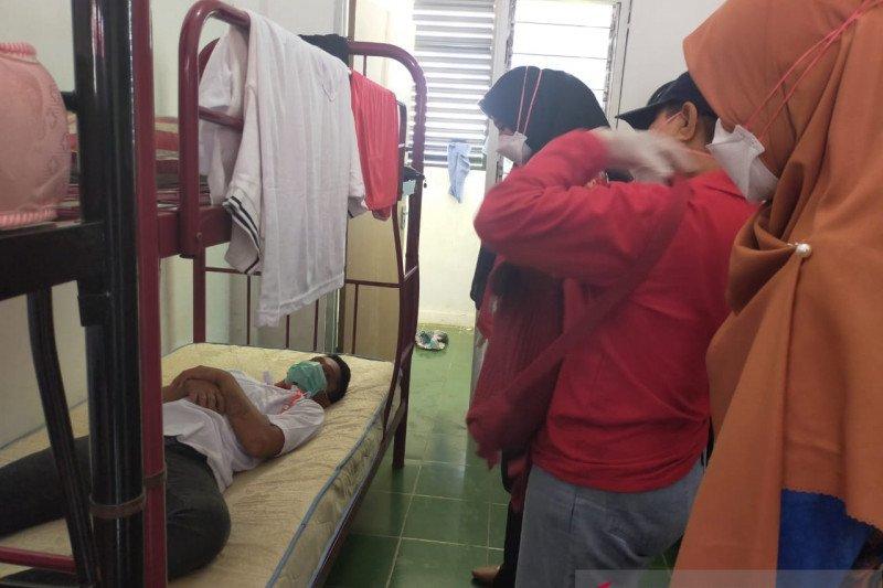 Dua TKI deportasi suspect corona mulai membaik