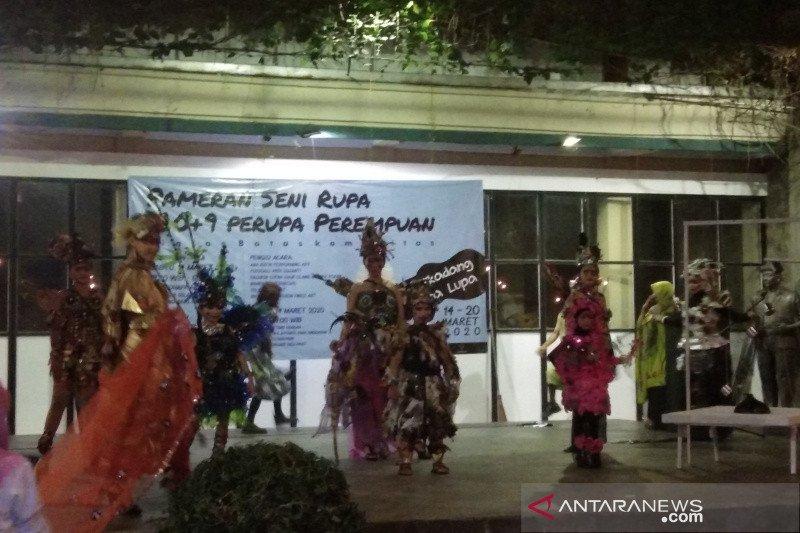 109 perupa perempuan Indonesia pamerkan karya seni di Yogyakarta