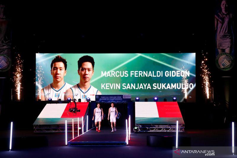 Profil: Menanti debut Kevin/Marcus di Olimpiade Tokyo