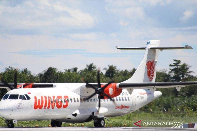 Wings Air hentikan sementara penerbangan Pontianak - Kuching