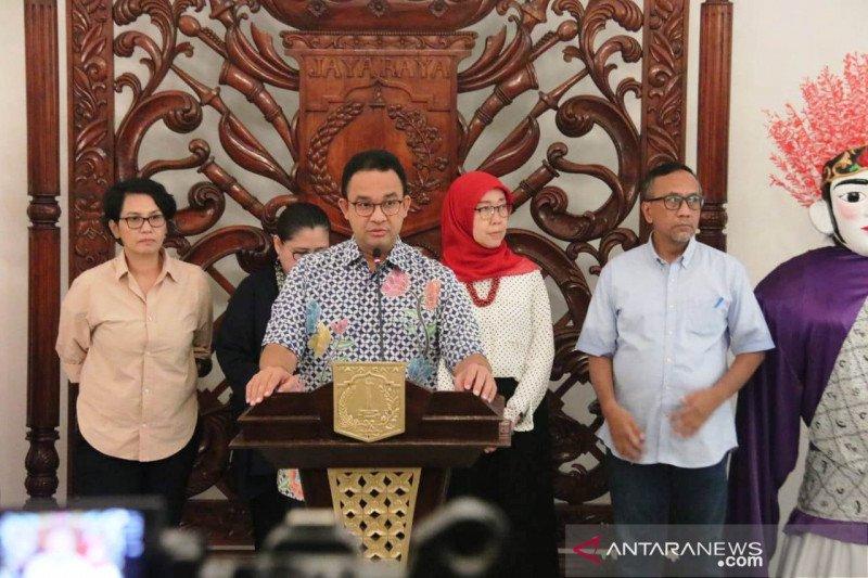 DKI Jakarta tambah alokasi dana penanganan COVID-19 di ibu kota