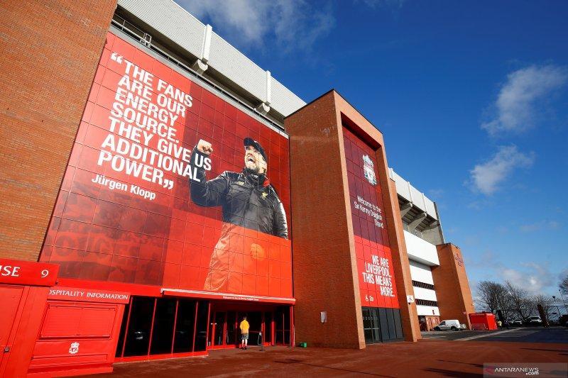 Liverpool dapat lampu hijau untuk memperluas stadion Anfield