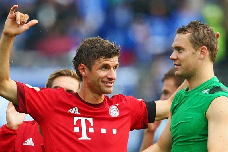 Bayern siap permanenkan Hansi Flick