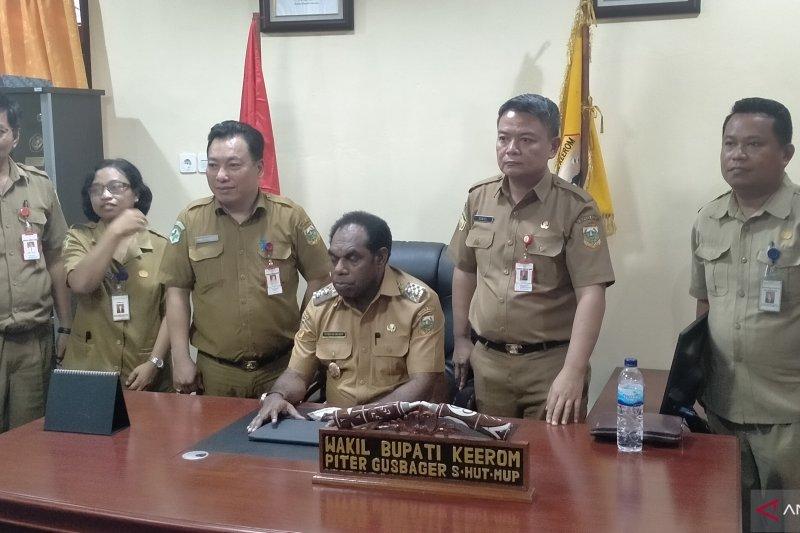 Tangani COVID-19, Pemkab Keerom-Pemprov Papua terus koordinasi