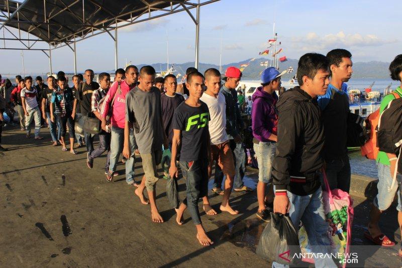 Terkait Corona, KJRI KK janji koordinasi Malaysia tunda pulangkan TKI