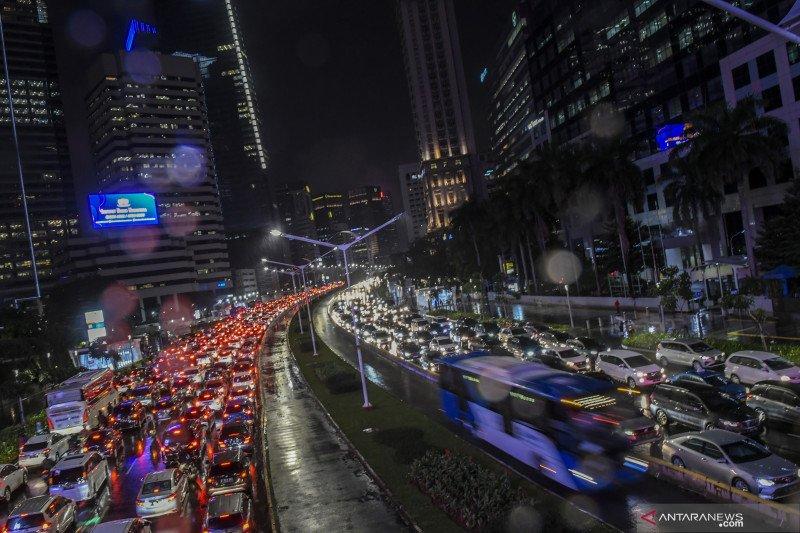 Polda Metro Jaya perpanjang peniadaan ganjil genap hingga 22 Mei