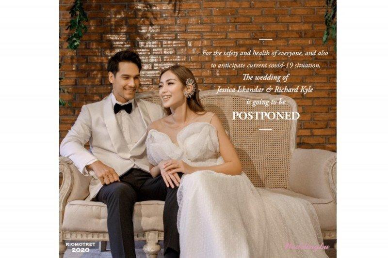 Kemarin, pernikahan Jessica Iskandar hingga IIMS 2020 yang ditunda