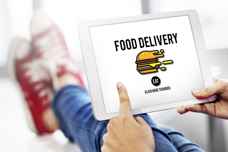 Tujuh aplikasi untuk pesan makanan berbuka puasa