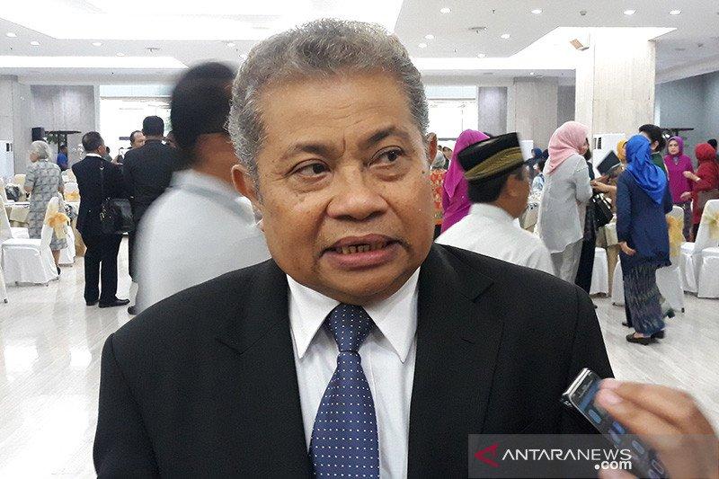 Andi Samsan Nganro terpilih jadi Wakil Ketua MA Bidang Yudisial
