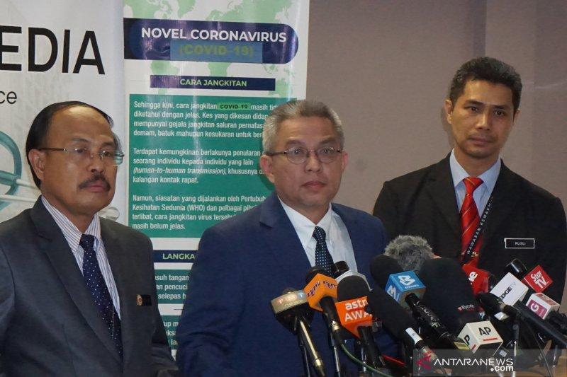 Dua pasien COVID-19 di Malaysia meninggal