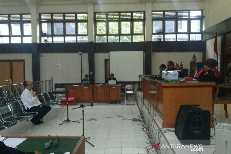 Terdakwa suap 16 proyek jalan Muara Enim Sumsel segera hadapi tuntutan