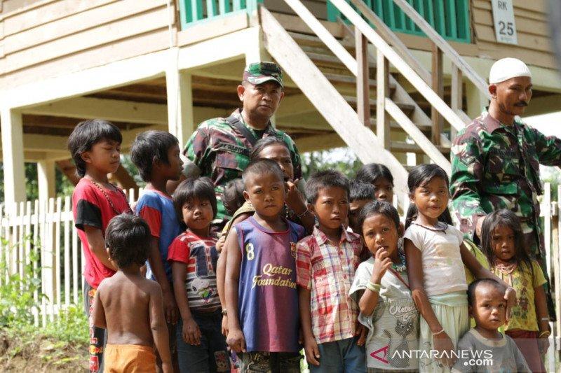 Menyorot kiprah Kodam II/Sriwijaya memberdayakan Suku Anak Dalam