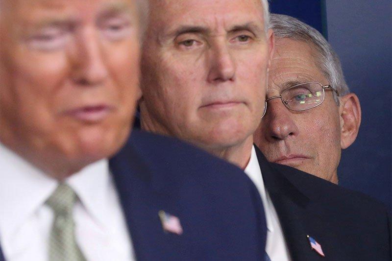 Gedung Putih bantah laporan media yang sebut Mike Pence swakarantina
