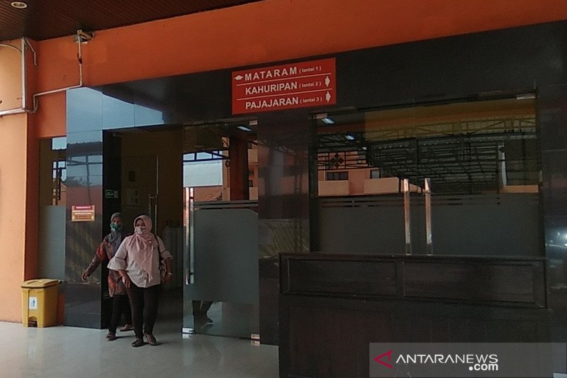 14 nakes positif, layanan RSUD Prof dr Soekandar Mojokerto ditutup