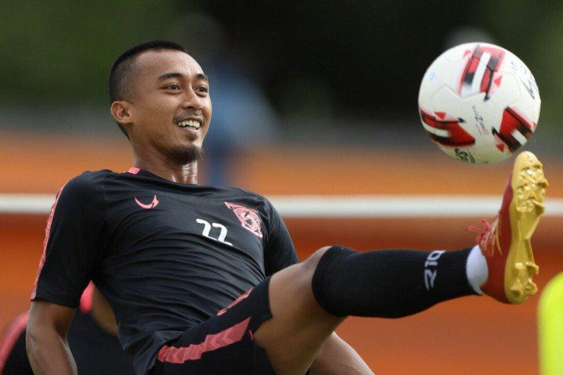 Diliburkan sementara, pemain Borneo dibekali program latihan mandiri