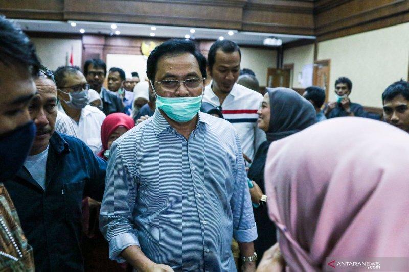 Kemarin, tuntutan Nurdin Basirun hingga kondisi kesehatan Kapolri