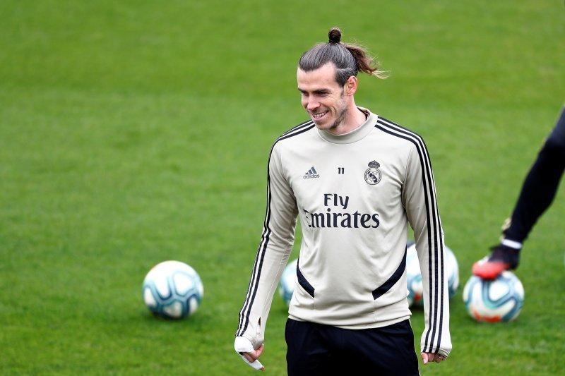 Bale tidak dibawa serta Real untuk laga melawan City