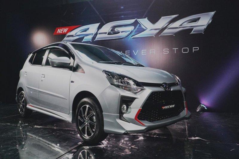 Deretan mobil baru harga di bawah Rp200 jutaan