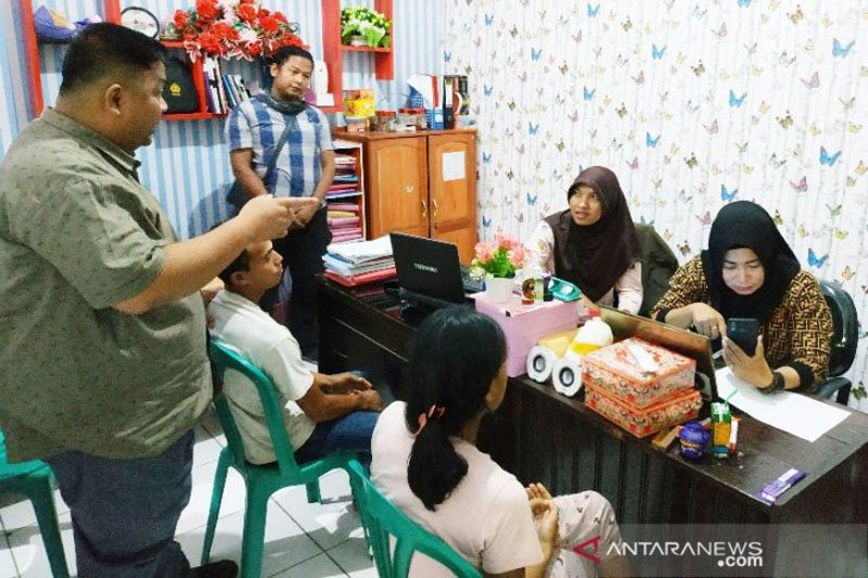 Polisi tangkap ibu kandung buang bayi kembar di Sampit