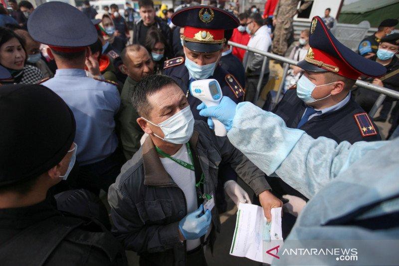 WHO tambahkan kasus pneumonia mirip corona Kazakhstan ke data COVID-19