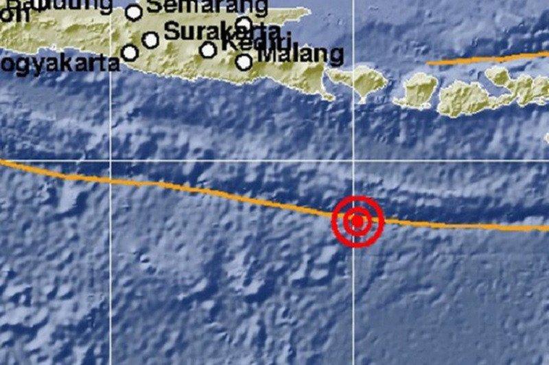 Sepekan, Presiden negatif COVID-19 hingga sumber gempa di selatan Bali