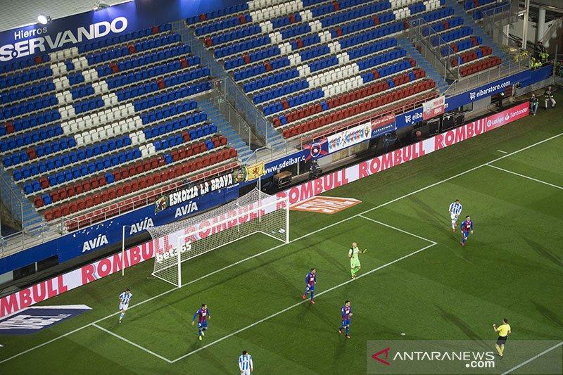 Klub-klub Liga Spanyol diizinkan berlatih penuh mulai Senin 1 Juni 2020