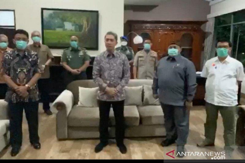 Pemkot Bogor tetapkan status KLB COVID-19