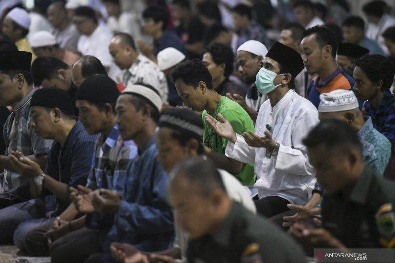 MUI: Jakarta kawasan boleh tidak shalat Jumat