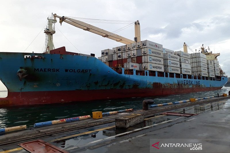 Pelindo IV siapkan 3 pelabuhan untuk ekspor langsung ke luar negeri