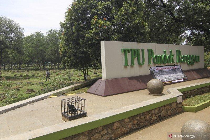 Jenazah Camat Kelapa Gading dimakamkan di TPU Pondok Ranggon