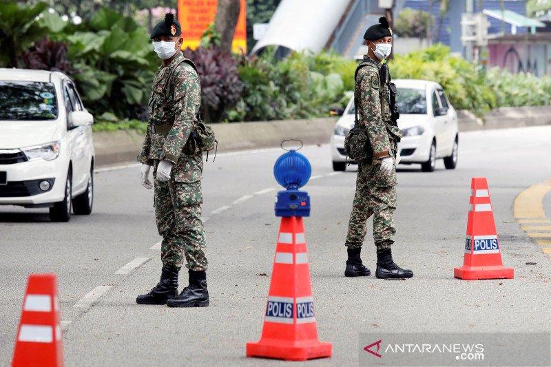 "Tentara turun tangan kawal ""lockdown"" di Malaysia"