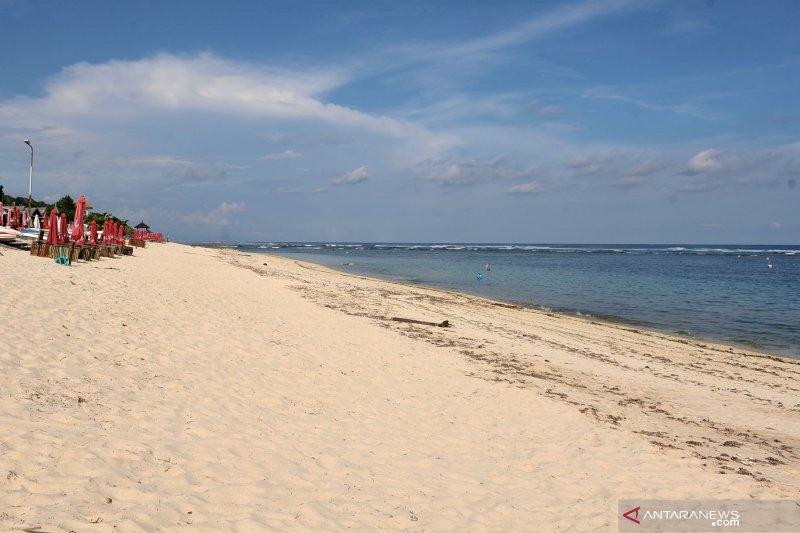 Dampak COVID-19, Pantai Pandawa Bali ditutup sementara