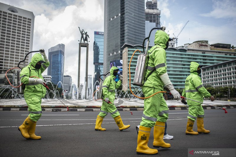 Jumlah kecelakaan di Jakarta turun 10 persen saat WFH