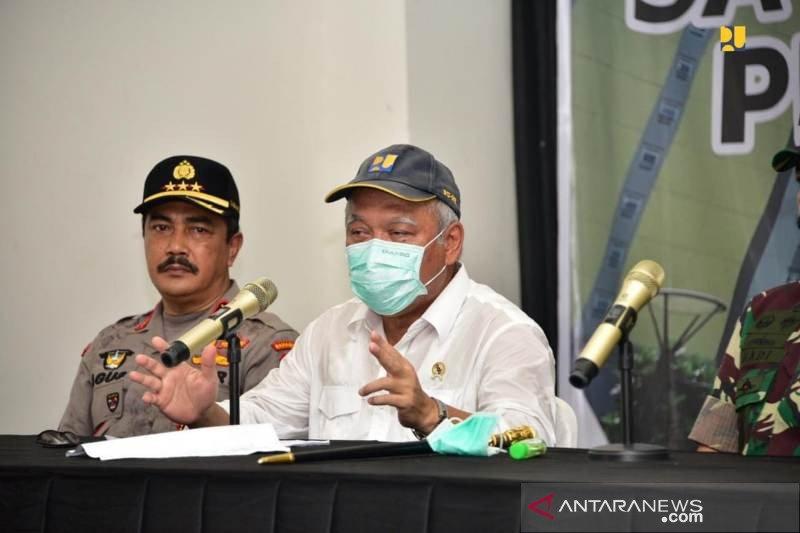 Menteri PUPR sebut proyek MotoGP dan KSPN Mandalika tetap berjalan