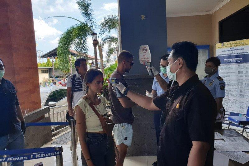 Warga China dominan perpanjang izin tinggal darurat di Bali
