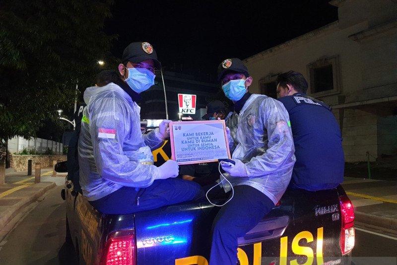 Patroli siber Polda Metro Jaya fokus antisipasi tawuran