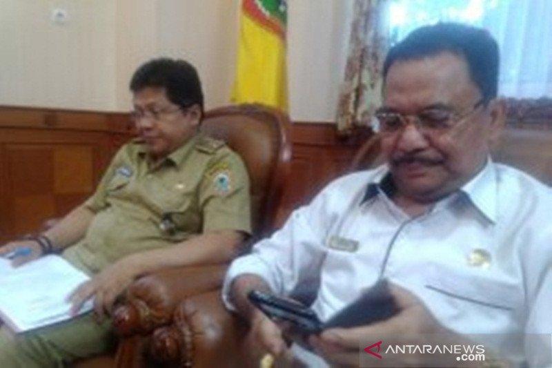 Isu corona, penyampaian pertanggungjawaban Gubernur Kalsel ditunda